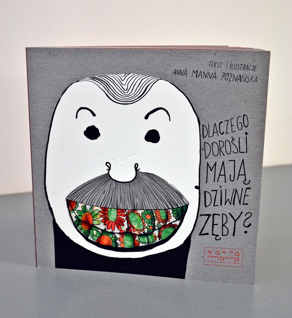 Dlaczego dorośli mają dziwne zęby