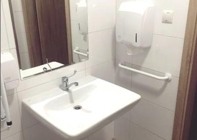 Stomatolog - JorDent, Poznań - Winogrady, toaleta