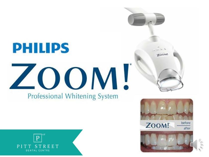 Piękny uśmiech w kilka dni – Philips ZOOM